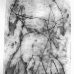 afbeelding van Lichaamslijnen, 200 x 100, monoprint