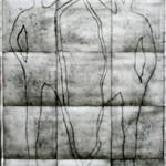 afbeelding Weefwerk, 200 x 200, monoprint